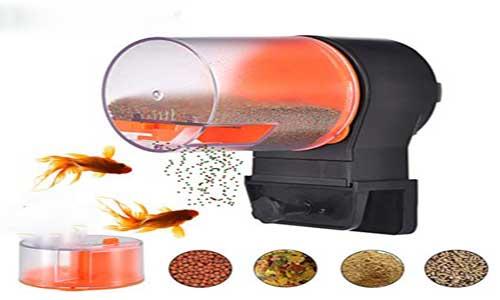 فروش غذا ریز اتوماتیک ماهی