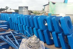 فروش تجهیزات پرورش ماهی